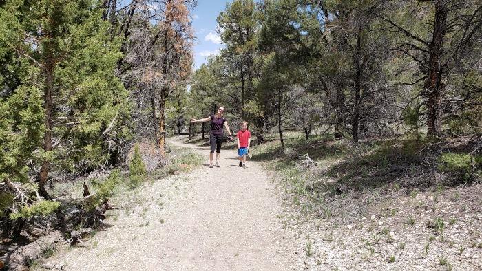 Hiking in Great Basin