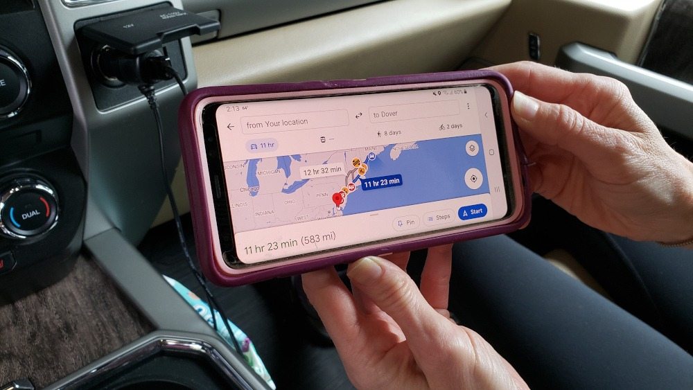 Alternative GPS